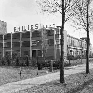 Philips Lent | Bron: Philips Company Archives en Thermion Lent